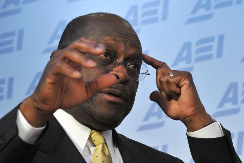 JAV prezidentu siekiantis tapti Cainas buvo kaltinamas dėl prievartos