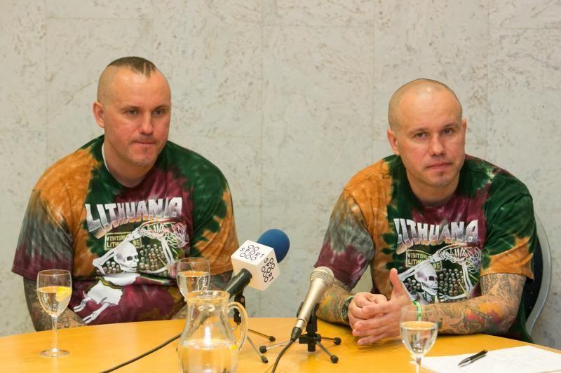 Čečėnais pasijutę Maciai grasina milžinišku ieškiniu Eurolygai