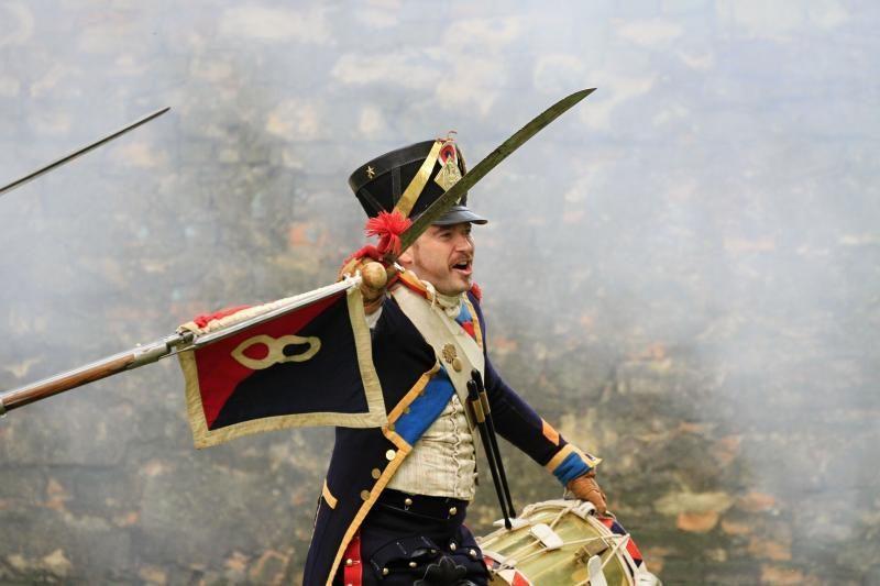 """Rusija pergalę prieš Napoleoną mini """"žygiu į Paryžių"""""""