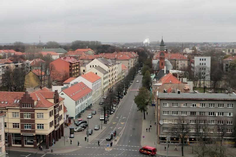 Patvirtintas Klaipėdos istorinės miesto dalies specialusis planas