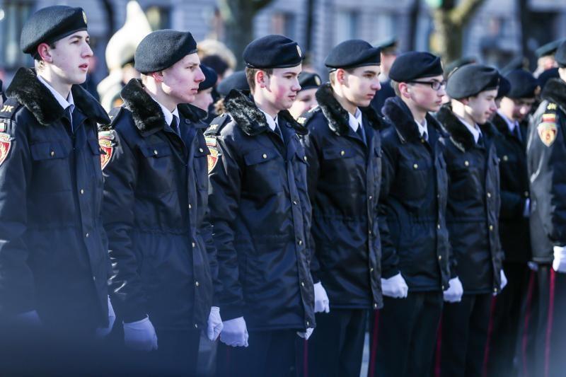 Prezidentė prisiekusiams kariams: turite gyventi ne tik sau