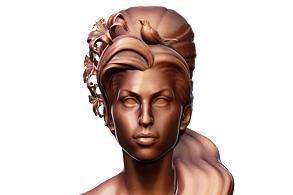 Amy Winehouse įamžino skandalingas skulptorius
