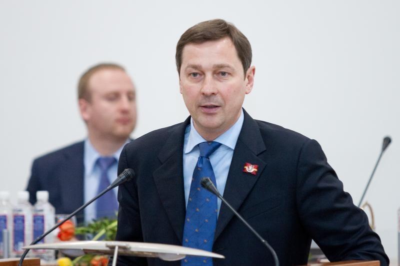S.Šriūbėną meras A.Zuokas išvadino mažu pūstažandžiu šriubuku