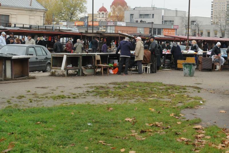 Vilniaus prekybininkus pratins prie tvarkos