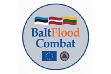 Baltijos šalys kartu kovos su potvyniais