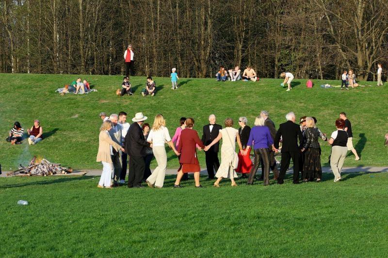"""Dainavos bendruomenę sukvietė tradicinis festivalis """"Dainavų Dainava"""""""