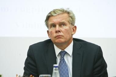 Vokietijos parama naujos AE projektui - solidarumo garantija investuotojams, sako ministras