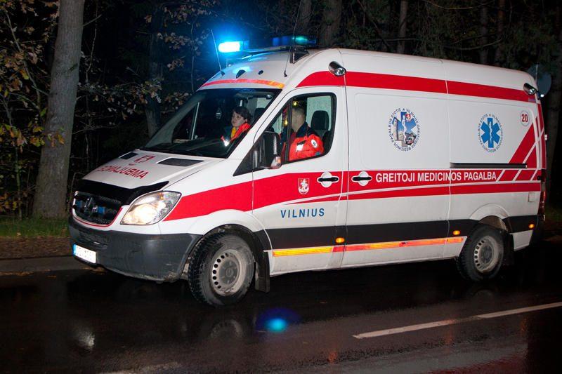 Į Šakių ligoninę buvo atvežta alkoholiu apsinuodijusi mažametė