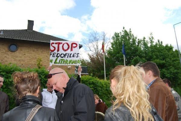 D.Kedžio dukrą užstoję Danijos lietuviai pasibaisėjo ambasados darbuotojais