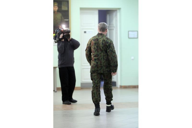 Į LKA sugrįžusiems kariškiams prireikė psichologų pagalbos