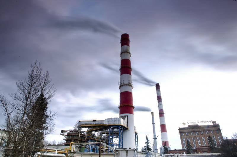 """Kainų komisija svarstys """"Vilniaus energijos"""" patikrinimo ataskaitą"""