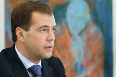 D.Medvedevas: