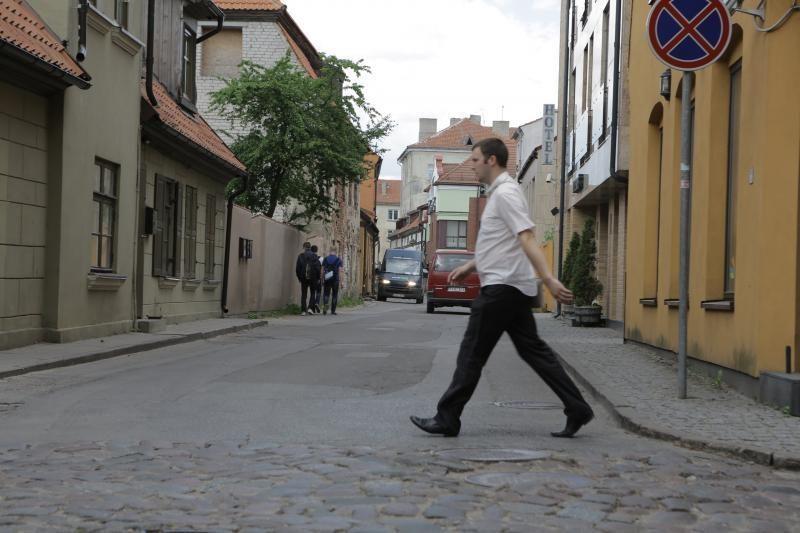 Už senamiesčio gatvės metro remontą – 10 tūkst. litų