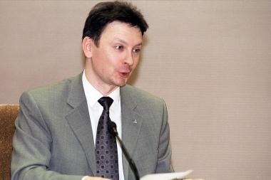 Sveikatos apsaugos viceministru siūlomas A.Klišonis