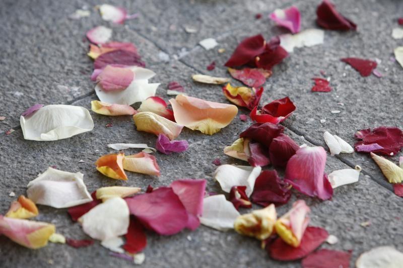 Per speigą vestuvininkus šildė amžina meilė
