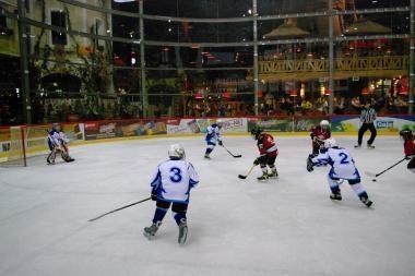 Ant ledo – Klaipėdos vaikų derbis