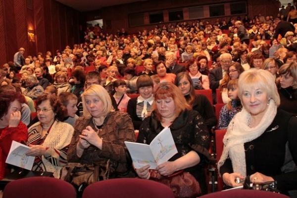 Jubiliejiniame Šiaulių teatro sezone - penkios premjeros