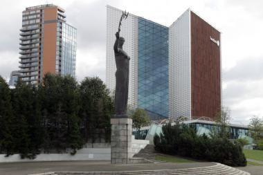 Vokiečių konkurse – 5 Lietuvos architektų darbai