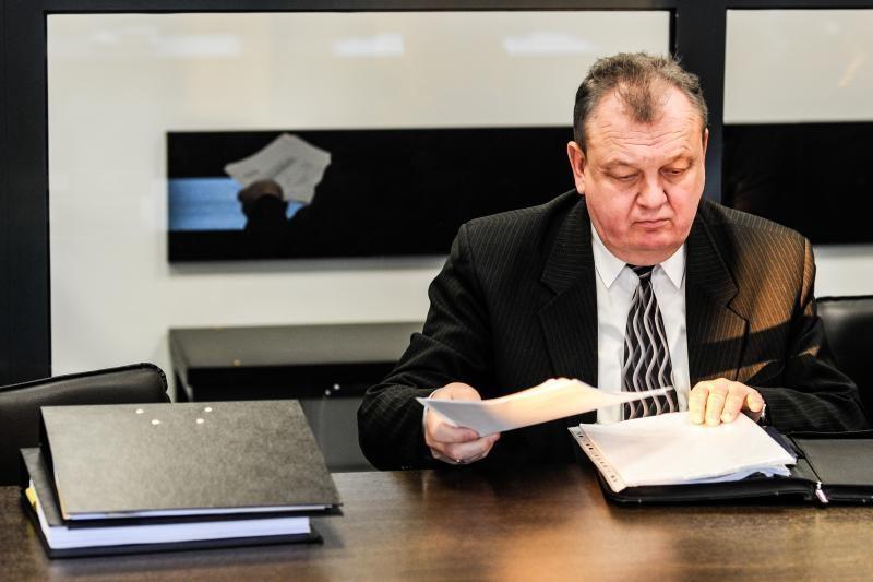 Korupcijos skandalo veikėjas A. Puidokas prašo teismo užuojautos