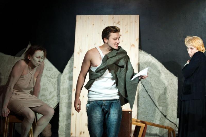 Kauno mažojo teatro žiūrovų laukia premjera