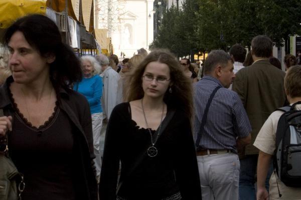"""Praūžusių """"Sostinės dienų 2008"""" akimirkos"""