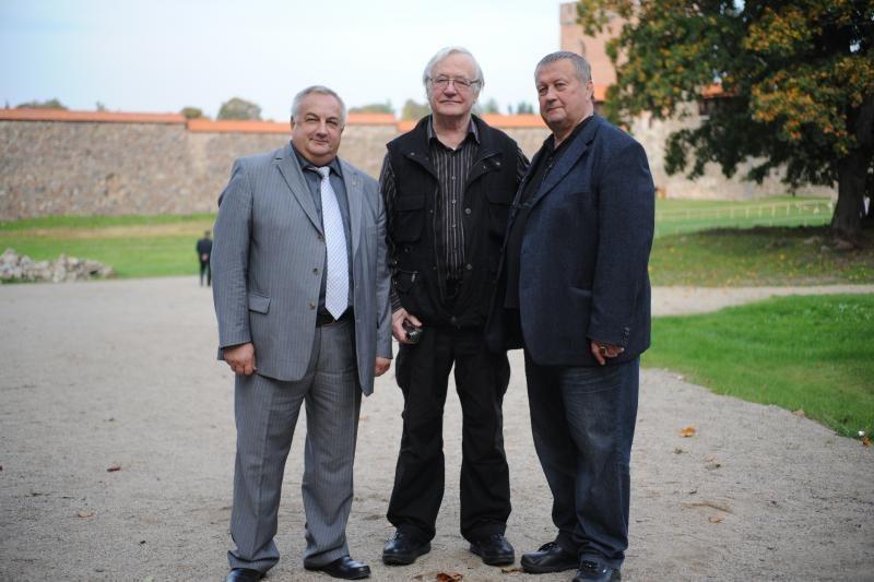 D. Varnaitė: Medininkų pilis - tautiškumo simbolis