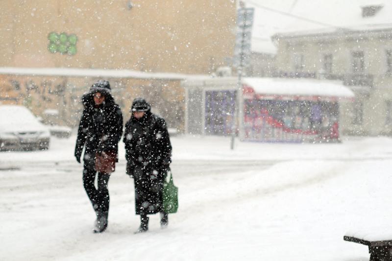 Šalčio aukos: savaitgalį mirė bent 5 sušalę žmonės