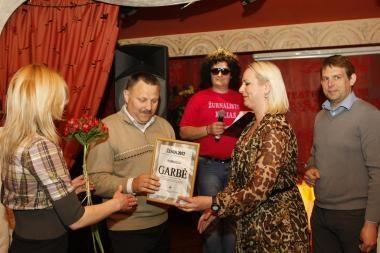 Uostamiesčio žurnalistai nominavo geriausius kolegas