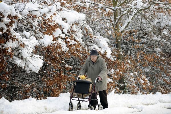 Kautynės dėl pensijų atstatymo perkeliamos kitai savaitei