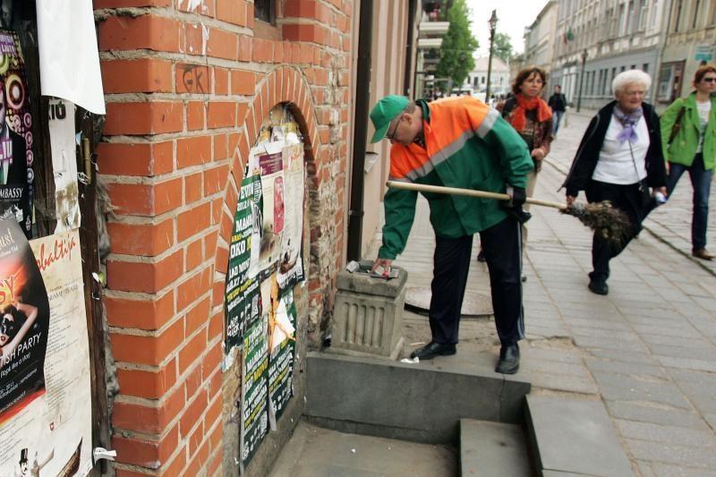 Miesto teršėjų negąsdina nei baudos, nei nerangūs valdininkai
