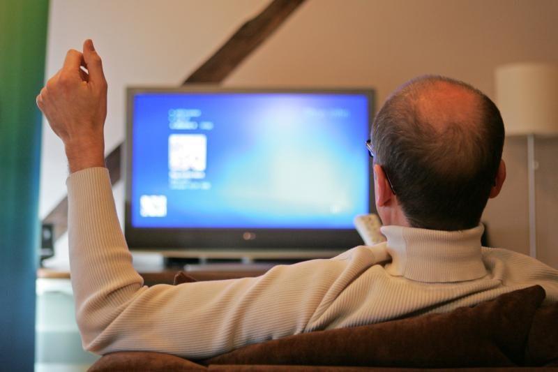 Laikas, praleistas prie televizoriaus, trumpina gyvenimą
