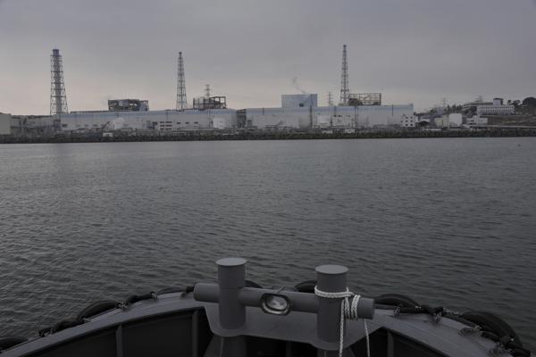 Japonijoje iš pažeistos atominės elektrinės nuteka radioaktyvus vanduo