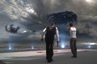 """Dar nepasirodžius pirmai trilerio """"Horizontas"""" daliai, jau planuojamas tęsinys"""