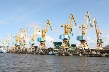 Klaipėdos jūrų uostas tikisi atsispirti nuo dugno