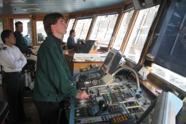 Seimas pritarė jūrininkų pajamų mokesčio pakeitimui