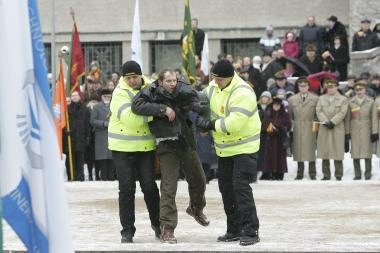 Kauno jaunimas reiškia susirūpinimą dėl cenzūros apraiškų Kaune