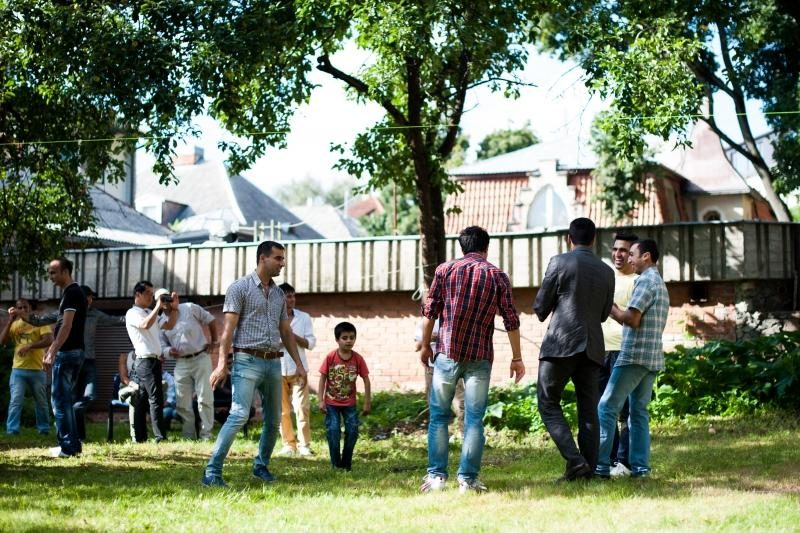 Kaune musulmonai švenčia Ramadano pabaigą