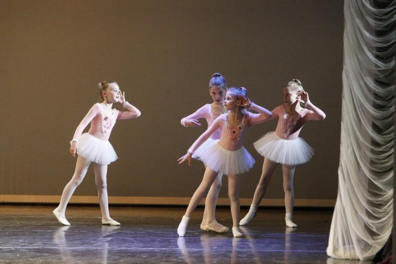 Klaipėdoje – pirmasis tarptautinis baleto festivalis
