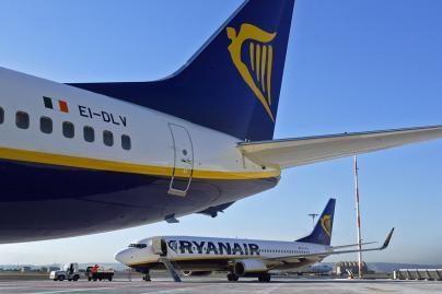 """""""Ryanair"""" vėl skraidys iš Kauno į Graikiją"""