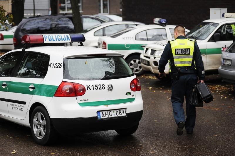 Kaune per savaitę policija konfiskuoja po vieną automobilį