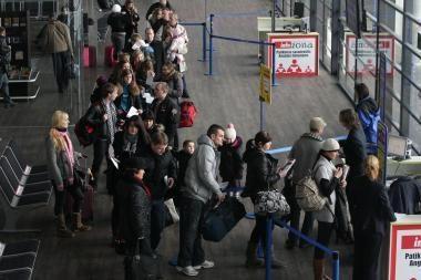 Valstybinis turizmo departamentas Lietuvai prognozuoja daugiau turistų