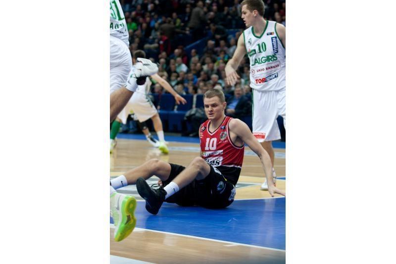 M. Popovičius: parodėme charakterį ir lemiamu momentu atsitiesėme