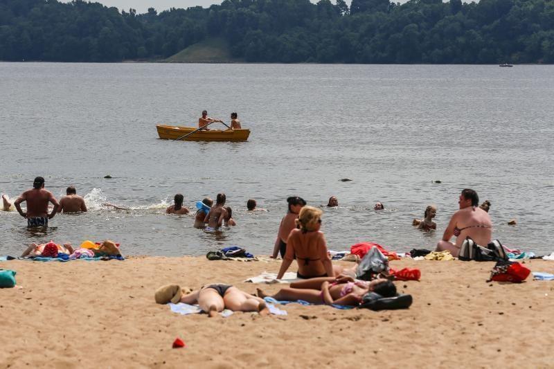 S. Paltanavičius: gyvename patį gražiausią vasaros metą