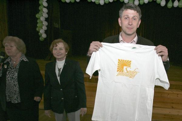 """Žalgiriečiai apsilankė Kauno """"Saulės"""" gimnazijoje"""