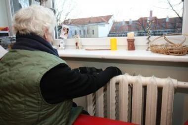 Sostinės daugiabučiuose įjungiamas šildymas
