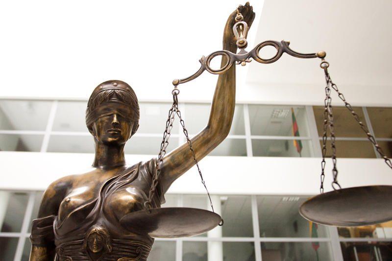 A.Bernotienė dirbs Nacionalinėje teismų administracijoje