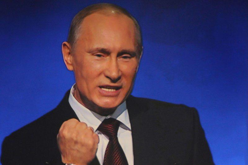 V.Putinas: Rusijoje jau niekada nebebus jokios diktatūros