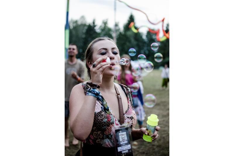"""Festivalis """"Tundra"""": trys paros muzikos ir karščio"""