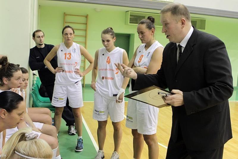 """2011 metai užbaigti """"VIČI-Aisčių"""" pergale Klaipėdoje"""