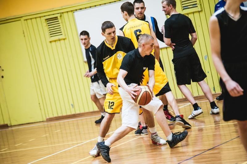 Krepšinio entuziastams – Seimo vadovo taurė